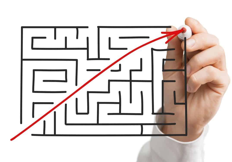 Aktie labyrint